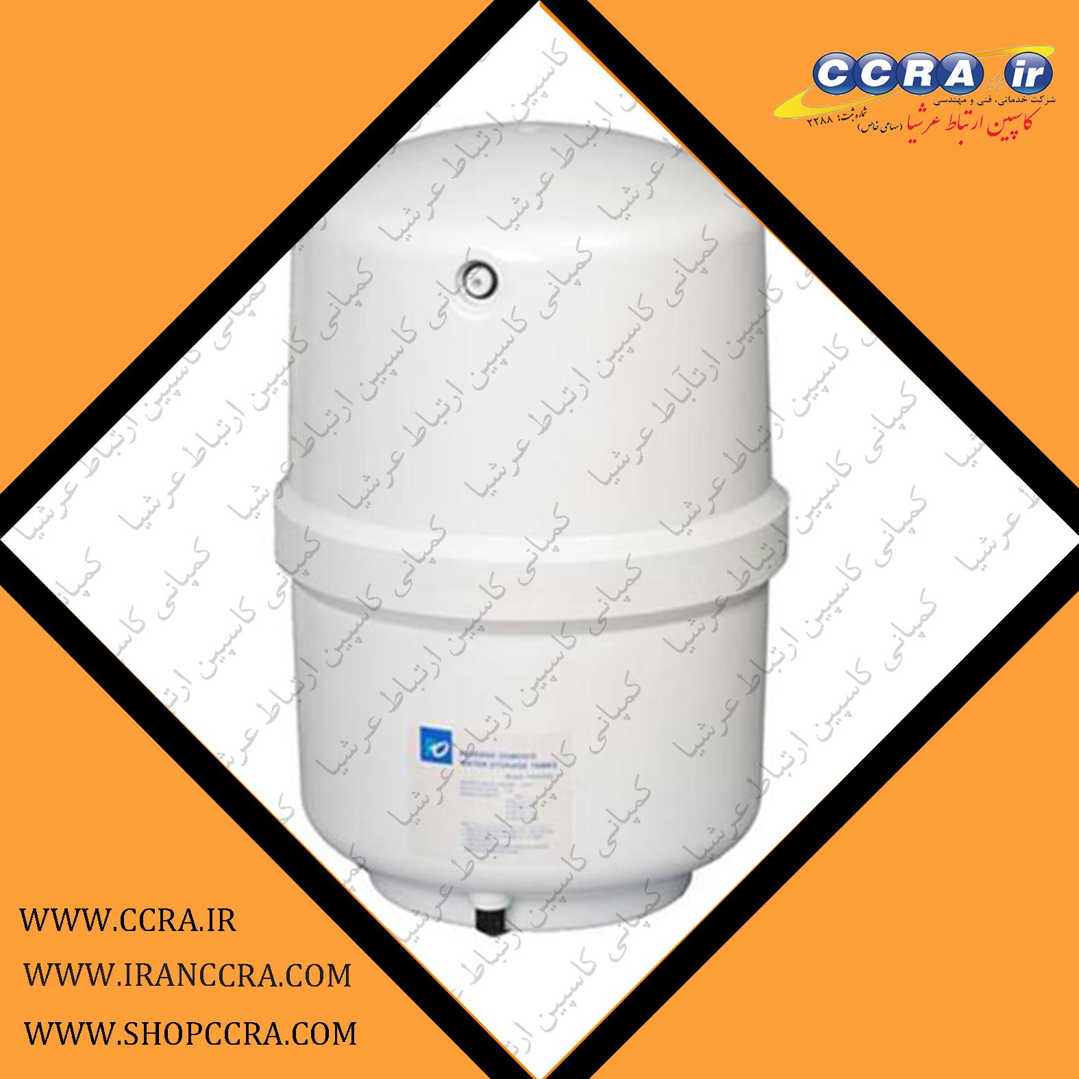 مخزن ذخیره آب دستگاه تصفیه آب آکوا کلیین