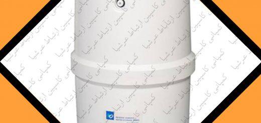تست عملکرد مخزن دستگاه تصفیه آب خانگی آکوا کلیین